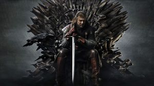 Game of Thrones - a hard seat to sit on